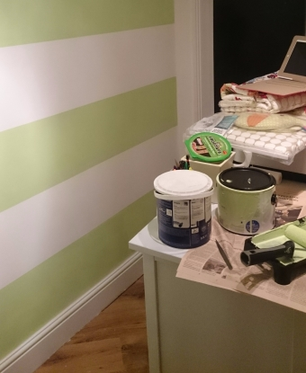 nursery progress